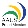 AAUS Membership Badge