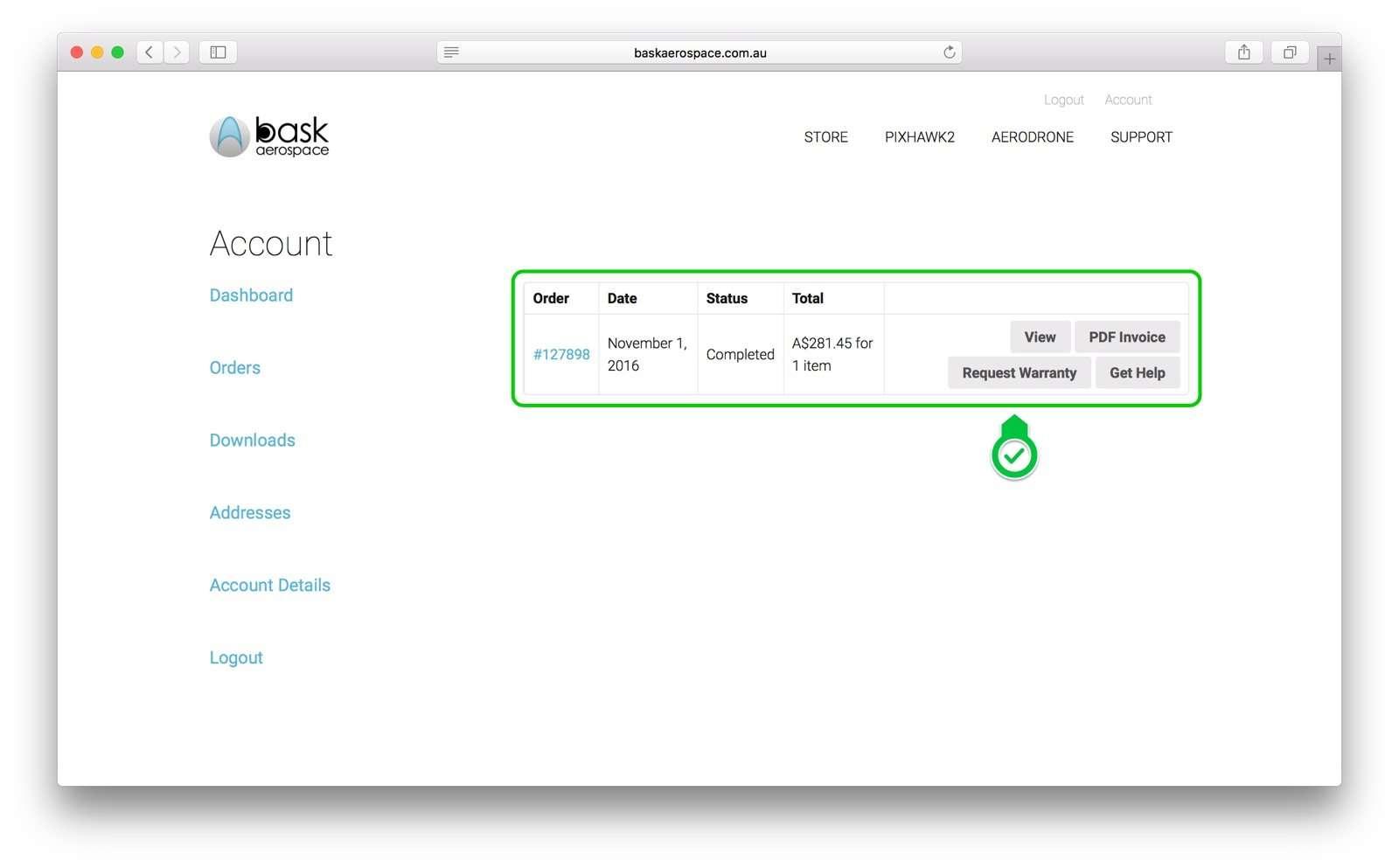 orders-page-screenshot